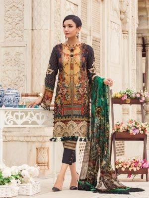 *On Sale* Gulaal Embroidered Lawn Vol 2 RESTOCKED Chiffon Dupatta Salwar Suit