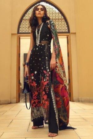 Faraz Manan Luxury Faraz Manan Ready to Ship - Original Pakistani Suits