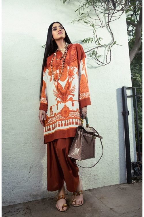 Sana Safinaz Sana Safinaz Muzlin Volume 3 M05A-18V2 RESTOCKED eid shopping