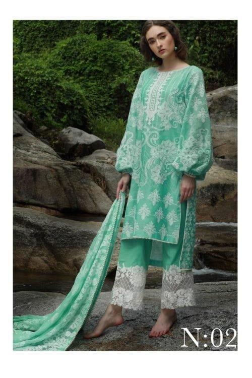 *On Sale* Nomi Ansari Limited Special Edition RESTOCKED Chiffon Dupatta Salwar Suit