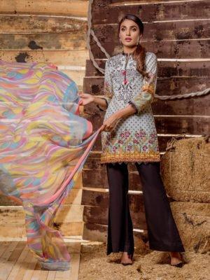 Sahil Sahil Mid Summer Chiffon Dupatta Salwar Suit