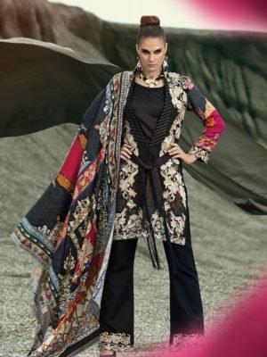 ~Sold out~ Ayesha Ibrahim Luxury Chiffon Dupatta Salwar Suit