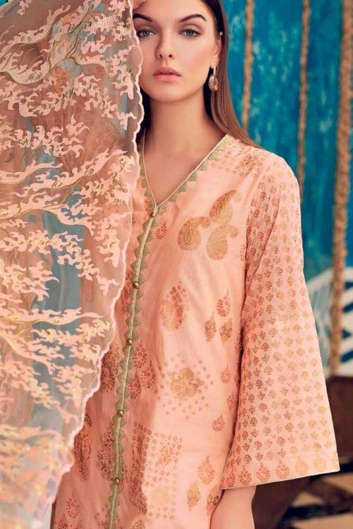 Gul Ahmed Gul Ahmed Premium Luxury Collection PM252 Festive