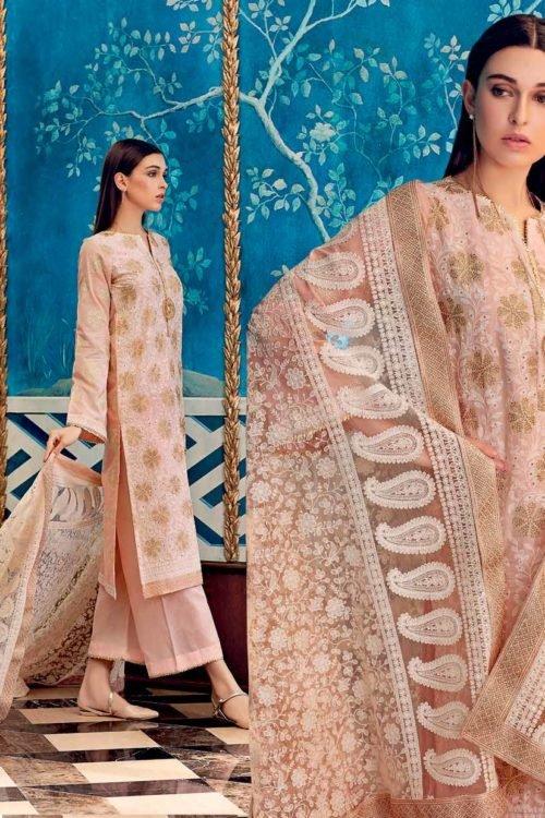 Gul Ahmed Gul Ahmed Premium Luxury Collection PM256 Festive