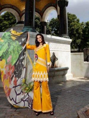 *On Sale* Charizma Swiss Lawn 2019 RESTOCKED Charizma Pakistani Suits