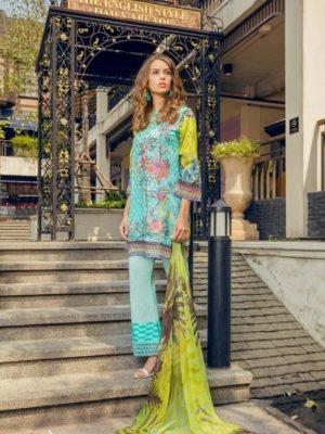 ~Sold out~ Chikankari Lawn Embroidered Kurta eid shopping