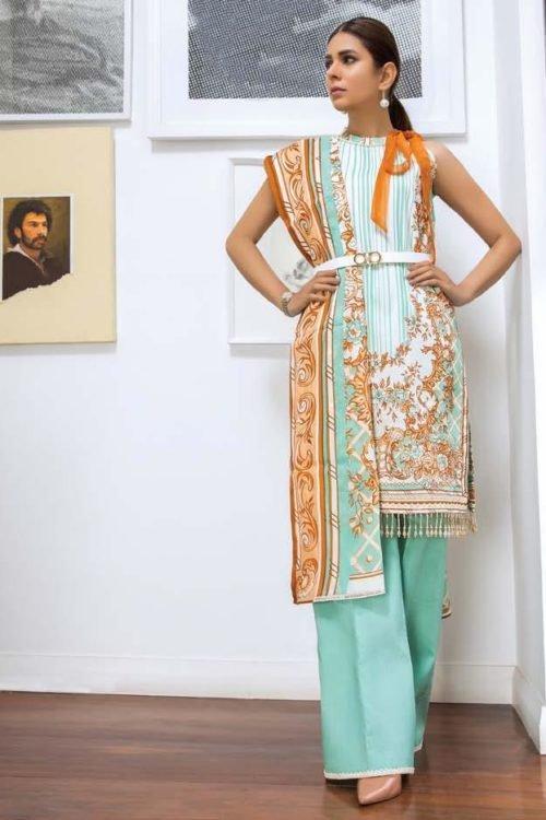 Firdous Firdous Urbane Lawn Salwar Kameez Firdous Pakistani Suits