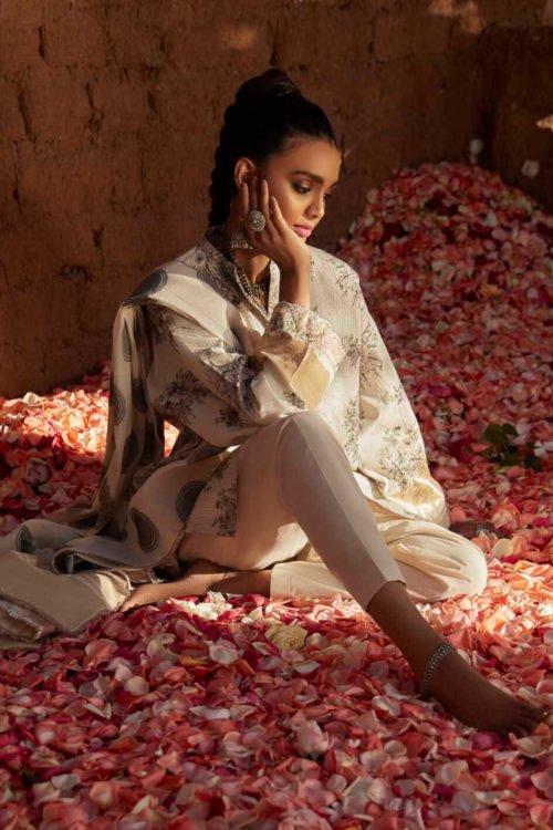 *On Sale* Zara Shahjahan Lawn 2019 KANTHA-A RESTOCKED Hottest Designs - Restocked