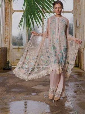 Sobia Nazir Sobia Nazir Lawn 2019 4B Lawn Dupatta Salwar Suits