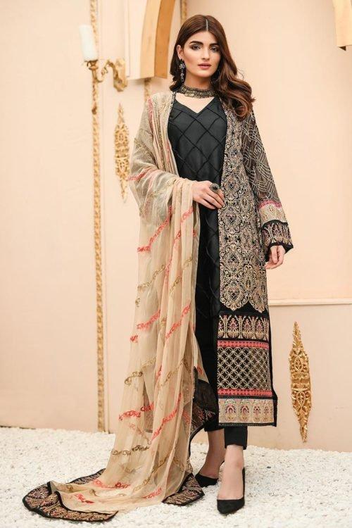 *On Sale* LSM Luxury Festive Eid Collection LFC-5002 RESTOCKED best pakistani suits collection