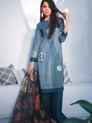Cross Stitch Toile Summer Lawn - Original Cross Stitch Toile Summer Lawn Cross Stitch Pakistani Suits