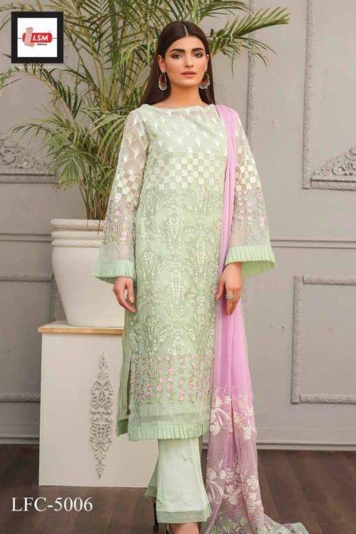 *On Sale* LSM Luxury Festive Eid Collection LFC-5006 RESTOCKED best pakistani suits collection