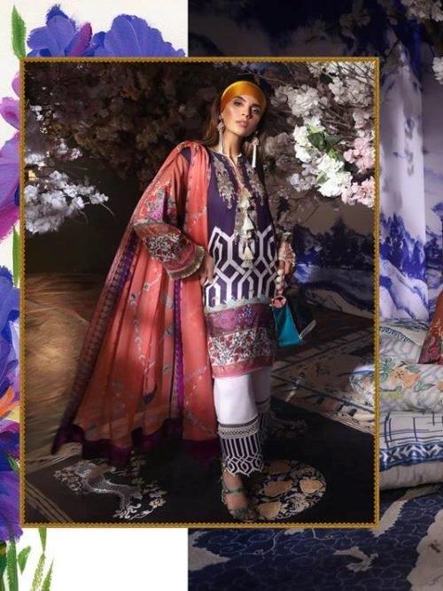 Sana Safinaz Muzlin Vol 2 – 2019- 12B RESTOCKED Best Sellers Restocked best pakistani suits collection