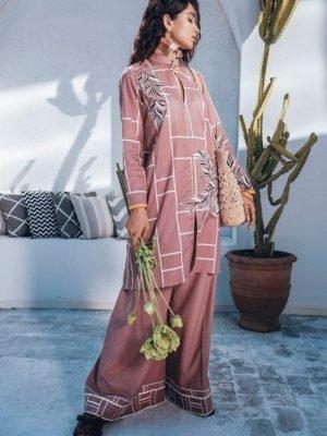Cross Stitch Toile Summer Lawn - Original Cross Stitch Toile Summer Lawn Chiffon Dupatta Salwar Suit