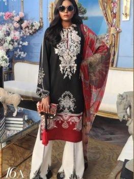 Sana Safinaz Muzlin Vol 2 – 2019- 16A RESTOCKED Best Sellers Restocked best pakistani suits collection