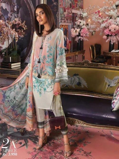 Sana Safinaz Muzlin Vol 2 – 2019- 2A HOT Best Sellers Restocked best pakistani suits collection