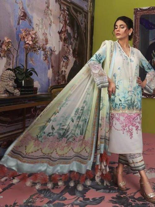 Sana Safinaz Muzlin Vol 2 – 2019- 2B RESTOCKED Best Sellers Restocked best pakistani suits collection