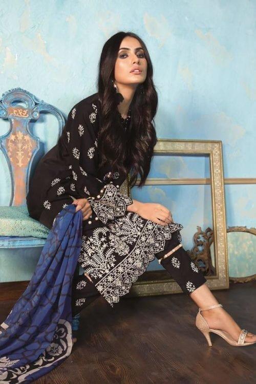 Khaadi Khaadi Festive Eid 2019 CC19106 best pakistani suits collection