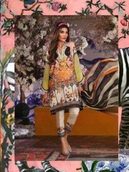 Sana Safinaz Muzlin Vol 2 – 2019- 4A STITCHED LARGE SIZE Best Sellers Restocked best pakistani suits collection