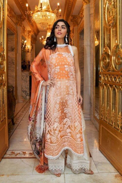 Sobia Nazir Sobia Nazir Eid Collection Design 3B pakistani suits