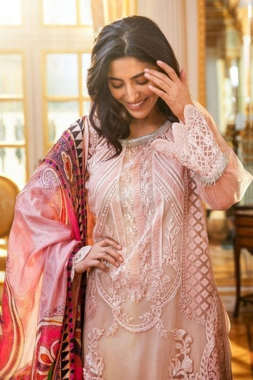 Sobia Nazir Sobia Nazir Eid Collection Design 7B pakistani suits