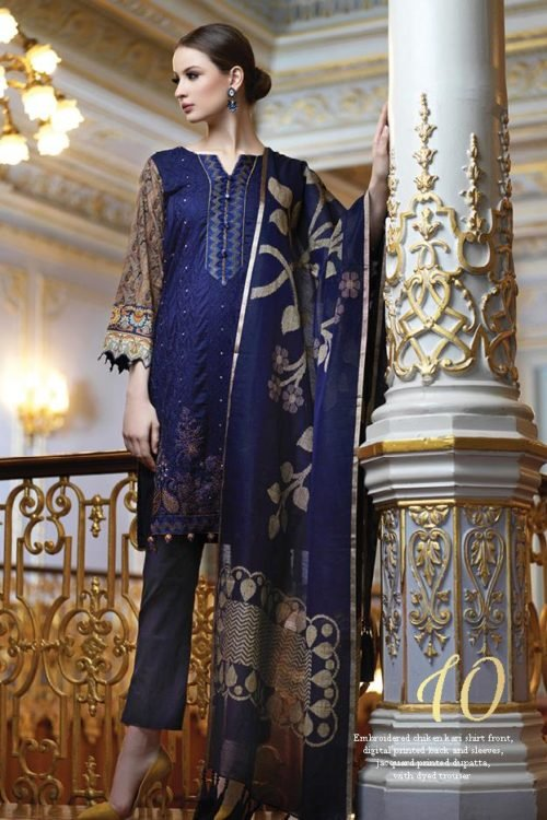 *On Sale* Mahiymaan Eid Luxury 2019 Design 10 RESTOCKED best pakistani suits collection