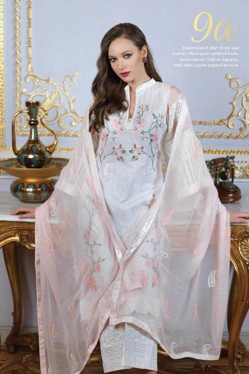 *On Sale* Mahiymaan Eid Luxury 2019 Design 09A RESTOCKED best pakistani suits collection