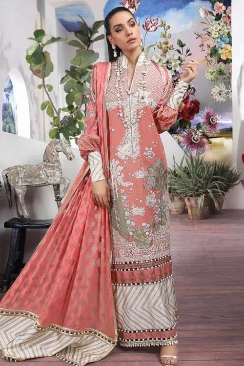 Sana Safinaz Sana Safinaz Muzlin Luxury Vol I '19 1B Festive