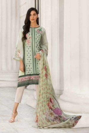 Sobia Nazir Vital Design 8B RESTOCKED *Best Sellers Restocked* Chiffon Dupatta Suits