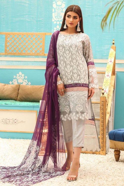LSM Luxury Festive Eid Collection - Original LSM Luxury Festive Eid Collection LFC-5009 best pakistani suits collection
