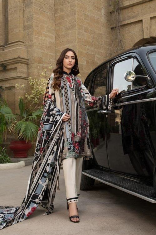 ~Sold out~ Gulmohar Lawn Salwar Suit best pakistani suits collection
