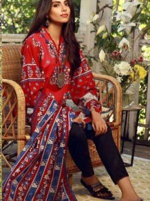 Khaadi Khaadi Mid Summer Vibes AR18312 best pakistani suits collection