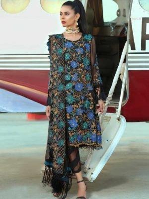 Tehzeeb Velvet by Mohagni – MV 04 Best Sellers Restocked best salwar suits online