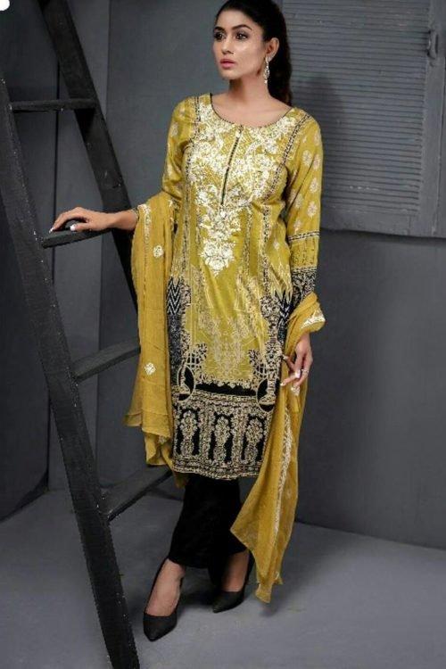 Ready to Ship Ayesha Chottani 01A best pakistani suits collection