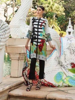 *On Sale* Charizma Combination Vol-1 CC-19-13 RESTOCKED SM best pakistani suits collection