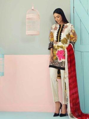 Maryam's Empereus Chiffon Collection Vol 5 - Original Maryam's Empereus Chiffon Collection Vol 5 Chiffon Dupatta Salwar Suit