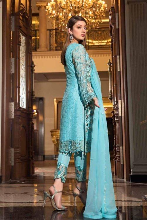 *On Sale* Ramsha Volume 16- Luxury Vibes Chiffon Dupatta Salwar Suit
