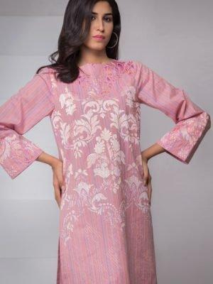 Alkaram AlKaram Spring Summer Collection 2019 SS-14-19   PEACH Alkaram Pakistani Suits
