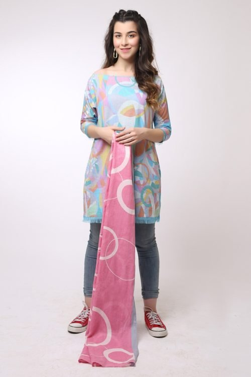 *On Sale* Al Karam MAK-B-003-19-2-Pink Ready to Ship - Original Pakistani Suits