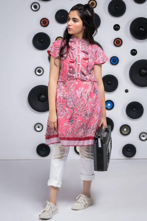 *On Sale* Al Karam MAK-B-004-19-Pink Ready to Ship - Original Pakistani Suits