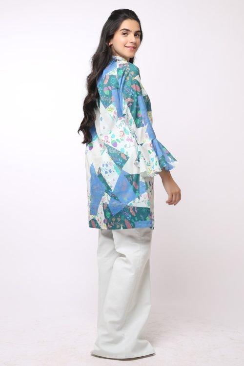 *Hot on Sale* Al Karam MAK-C-003-19-2-Blue – FSTN HOT Ready to Ship - Original Pakistani Suits
