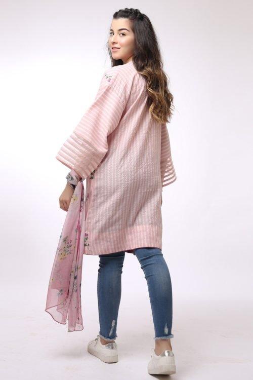 *On Sale* Al Karam MAK-E-002-19-2-Pink Ready to Ship - Original Pakistani Suits