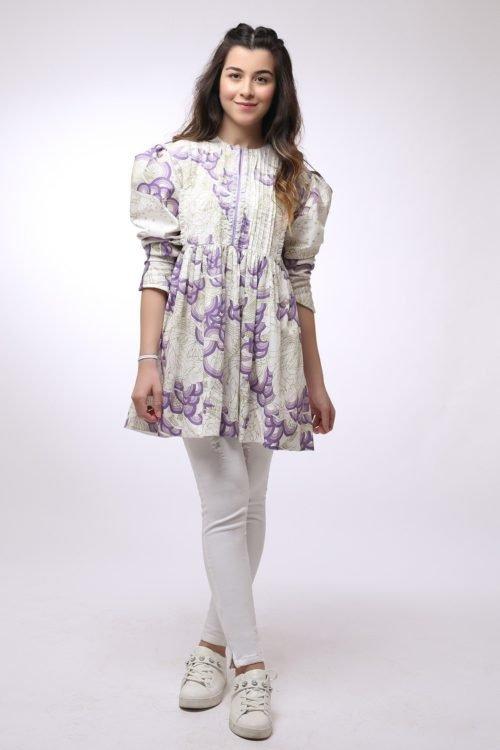 *On Sale* Al Karam MAK-F-001-19-2-Purple Ready to Ship - Original Pakistani Suits
