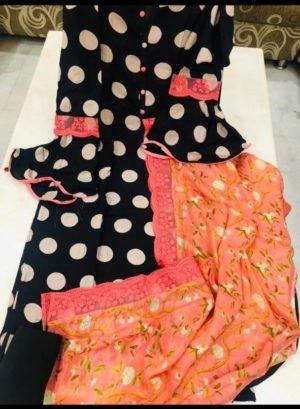 Tabby Dots Salwar Suit *Best Sellers Restocked* [tag]