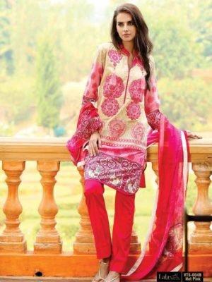 *On Sale* Lala Eid Lawn Chiffon Dupatta Salwar Suit