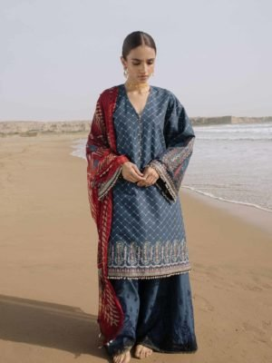 *On Sale* Zara Shahjahan Luxury Lawn 2019 ZAMUR-D5 HOT best pakistani suits collection