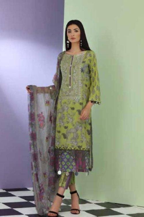 Charizma Sheen from House of Charizma Charizma Pakistani Suits