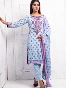Sahil Sahil Pakistani Suit Printed Lawn RESTOCKED Lawn Dupatta Salwar Suits