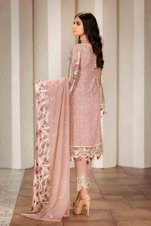 *On Sale* Ramsha Volume 17- The Verve Collection RESTOCKED Chiffon Dupatta Salwar Suit