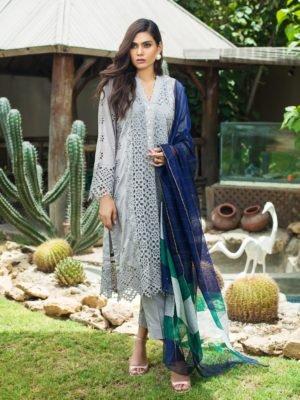 *On Sale* Cross Stitch Royal Secret MUGHAL MURAQQA – B best pakistani suits collection